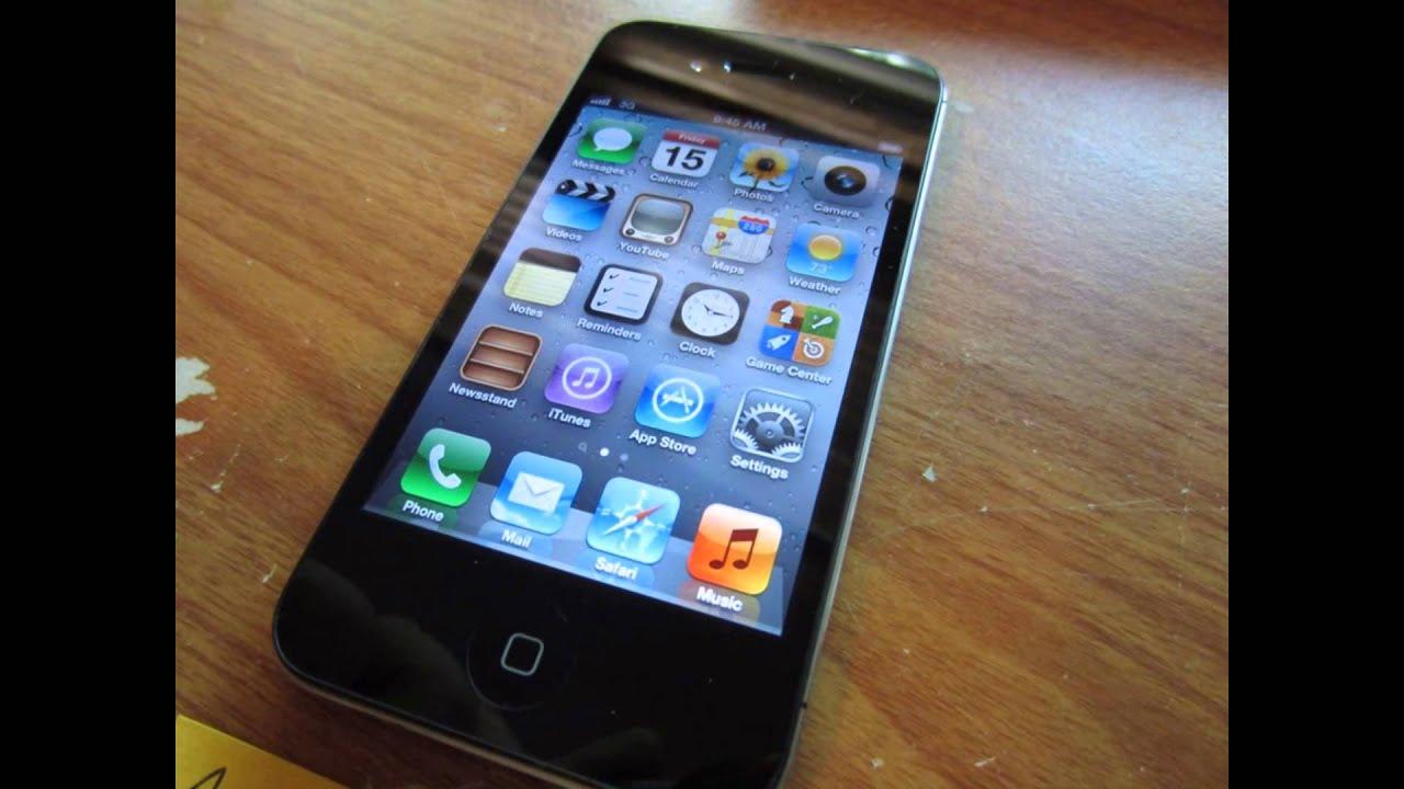 Iphone 4 harga dan spesifikasi 16 GB - YouTube