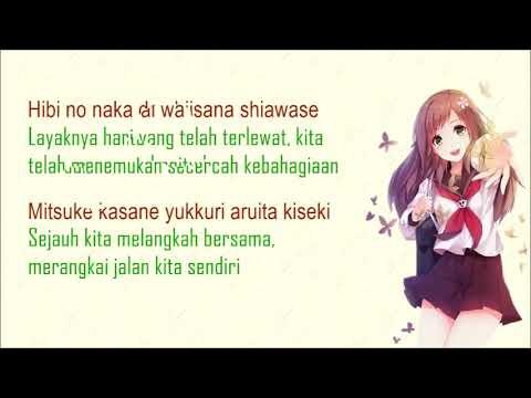 Lagu Jepang Enak Banget  Whiteeeen  GReeeeN   Kiseki Keajaiban  Terjemahan Lyrics Indonesia