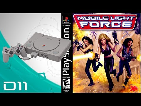 Mobile Light Force [011] PS1/PSX Longplay/Walkthrough/Playthrough (FULL GAME)