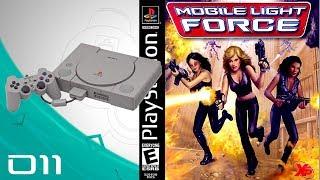 Mobile Light Force [011] PS1/PSX Longplay/Walkthrough/Playthrough (FULL GAME)