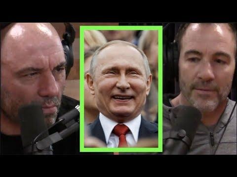 Joe Rogan  Why is Russia So Crazy? wBryan Callen