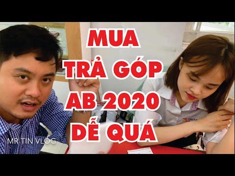 MR TIN + AIR BLADE 2020 TRẢ GÓP VỚI 18 TRĐ + GIÁ XE AB 2020 + CHI TIẾT THỦ TỤC TRẢ GÓP XE AB 2020