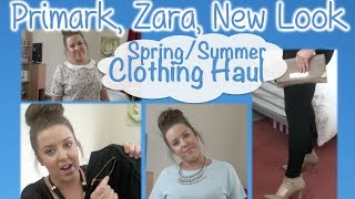 Spring/Summer Clothing Haul - Primark, Zara & New Look!! | SophieSpotlights Thumbnail