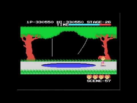 Cabbage Patch Kids Adventures in the Park (ColecoVision)