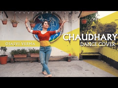 Ojasvi Verma | Dance Cover | Chaudhary - Amit Trivedi feat Mame Khan | Indo-western