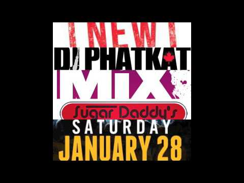 DJ PHAT KAT LIVE INSIDE SUGAR DADDYS SAT JAN 28 PART 2