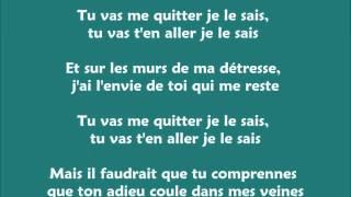 Hélène Ségara - Tu vas me quitter