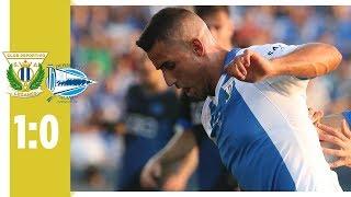 CD Leganes – Deportivo Alavés 1:0 / Manu Garcia versagt beim Elfmeter