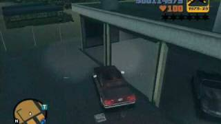GTA 3 how to get to the second island without doing all the missions
