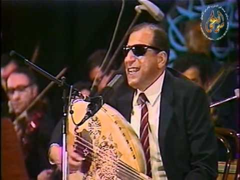rlm سيد مكاوي حفلة بغداد اغنية ما تفوتنيش انا وحدي
