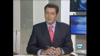 ALFONSO GARCÍA  TVE. CANAL 24 HORAS