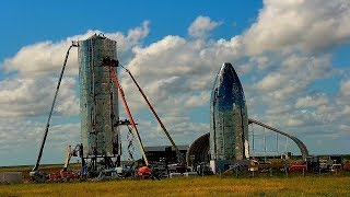 Live! 24/7 SpaceX Boca Chica Starship Construction and Launch Facility
