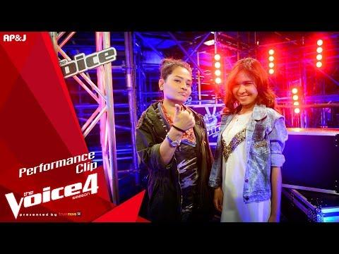 The Voice Thailand - แตงโม VS อ้อย - บาปบริสุทธิ์ - 1 Nov 2015