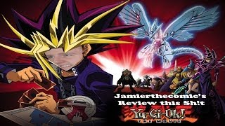 Yu-Gi-Oh! The Movie Pyramid of Light | Review this Sh!t