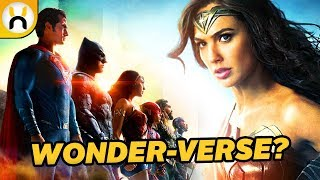 WB Considering Wonder Woman Universe After Justice League Bombs