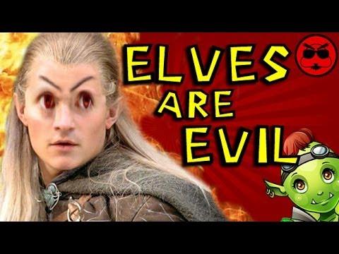 The Dark Secret of Elves - Game Exchange