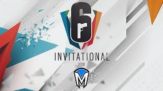 SIX INVITATIONAL HIGHLIGHTS - MINDFREAK - RAINBOW SIX SIEGE