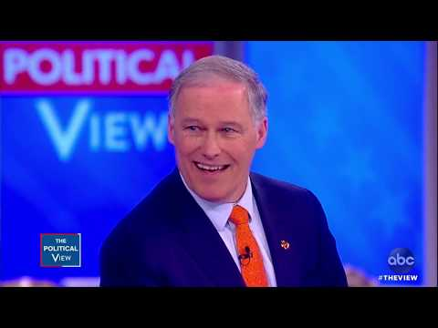 Gov. Jay Inslee on Why Climate Change Should Be America's #1 Issue | The View