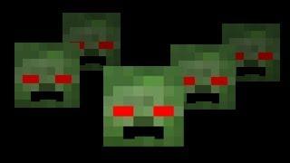 Hardcore Minecraft: Immortal Zombies