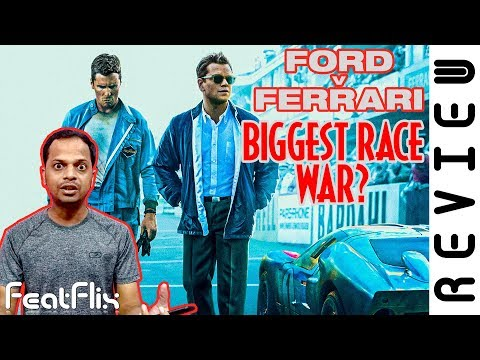 Ford V Ferrari (2019) Action, Biography, Drama Movie Review In Hindi | FeatFlix