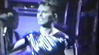 David Bowie - Breaking Glass (Hartford 1995)