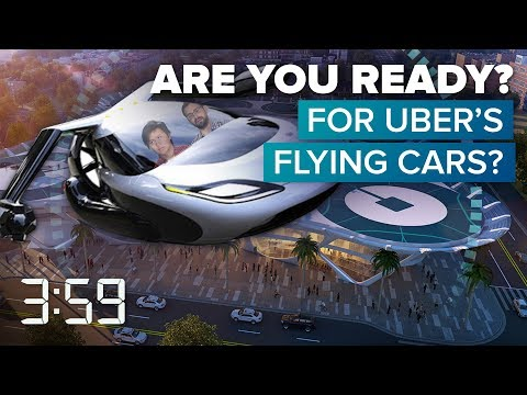 Flying cars are coming soon...well, maybe (The 3:59, EP. 463)