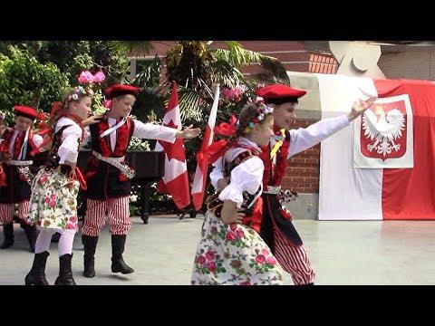 Dzień Kultury Polskiej w Port Coquitlam 28.05.2017Vancouver-Canada Polish Culture & Heritage Day