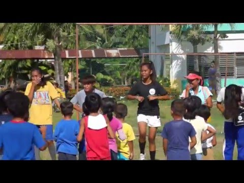 My Tatlong Bibe Grassroots Football Sports Clinic @ Quezon Palawan /Manunggul FC