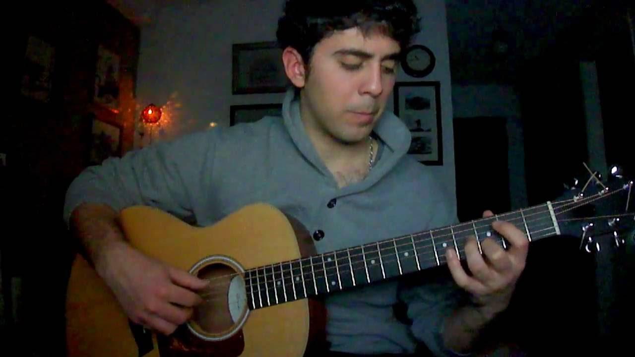 Disney Hercules I Can Go The Distance Guitar Arrangement Youtube