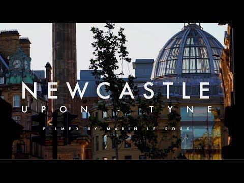 Newcastle City Tour