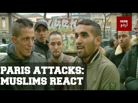 Paris Attacks: Muslims react to the attack.