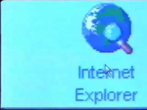 Internet Explorer 3 - reklama telewizyjna (1996)