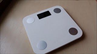 видео Yunmai Mini - обзор напольных весов с АлиЭкспресс и где купить