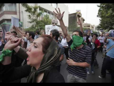 IRAN Down With Islamic  Regime