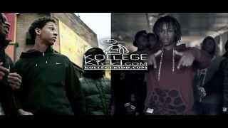 Lil Bibby Reveals Why He Ran From Lil Jay | @kollegekidd