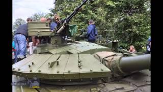 Новая военная техника Украины 2015 основной боевой танк Т 64БМ Булат