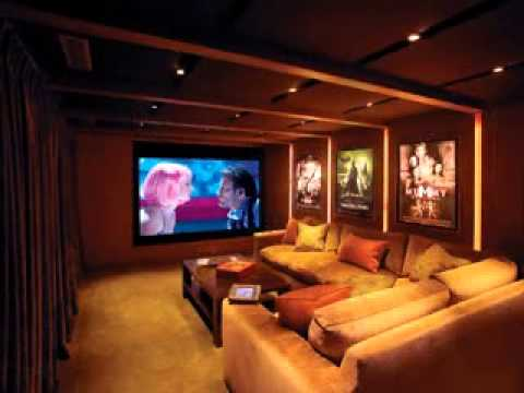 DIY Theatre room decorating ideas   YouTube DIY Theatre room decorating ideas