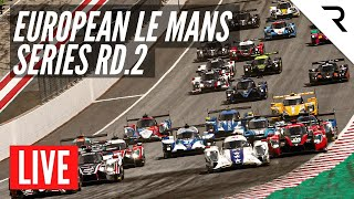 4 Hours of Red Bull - Race 2, European Le Mans Series 2021 ELMS