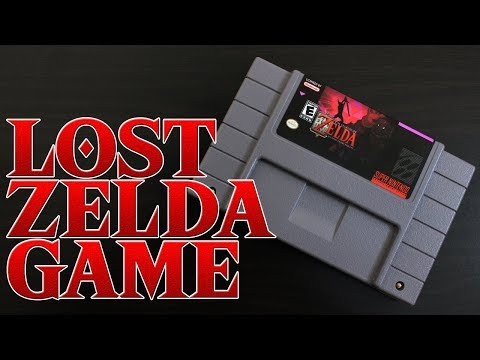 The Lost Zelda Game | The Legend of Zelda: Ancient Stone Tablets [BS-Zelda]