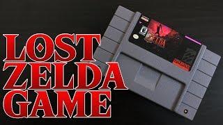 The Lost Zelda Game | The Legend of Zelda: Ancient Stone Tablets [BS-Zelda]
