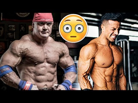 Professional Powerlifter VS Fitness Influencer | Mark Bell & Christian Guzman Collab