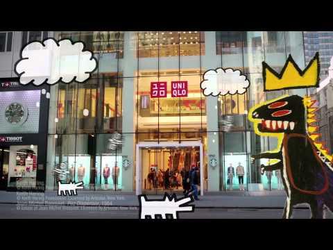 3b75f7255 UNIQLO | SPRZ NY (Keith Haring & Jean-Michel Basquiat)