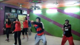 Disco Deewane student of the year by Delhi Dancing