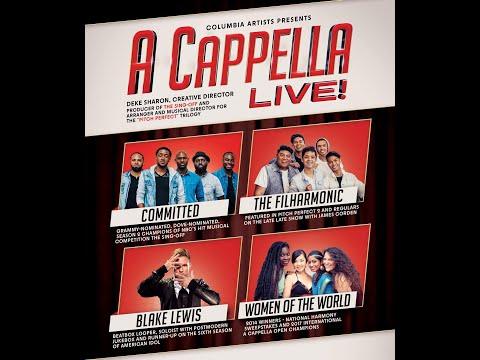 A Cappella Live! Sizzle Reel