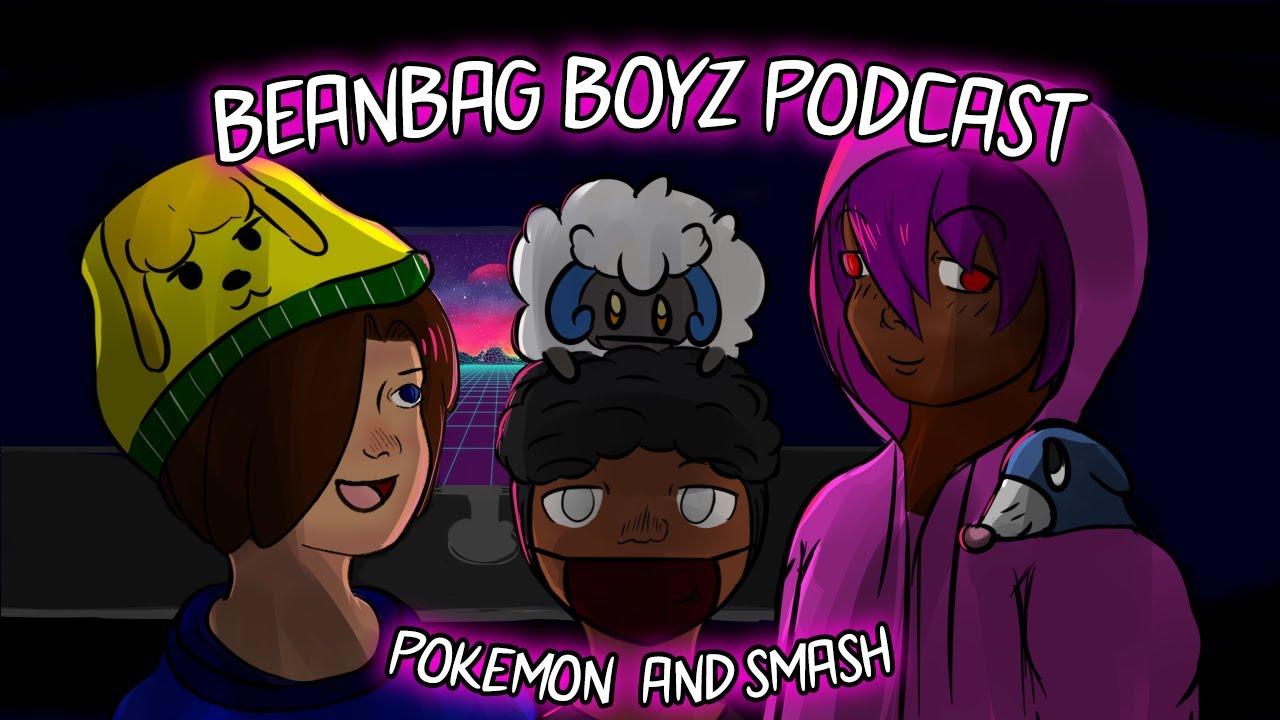 Pokemon Unite and Min Min in Smash | Bean Bag Boyz Podcast