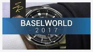 Oris Williams Engine Date | Oris Baselworld 2017 | Oris 2017(, 2017-03-25T08:56:21.000Z)