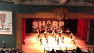 Video 14-15 SGHS CHOREO POM @ SHARP SIX FLAGS COMPETITION download MP3, 3GP, MP4, WEBM, AVI, FLV September 2018
