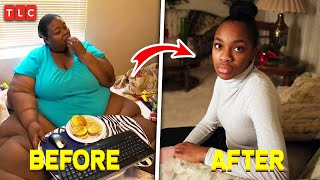 The CRAZIEST Transformations Ever Seen On My 600 lb Life
