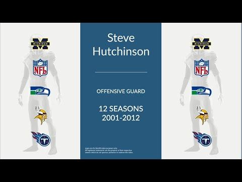 Steve Hutchinson: Football Offensive Guard