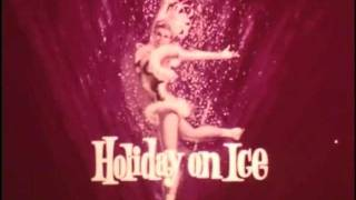 Holiday On Ice 1967 (U.S.A) tv promo - petra burka, ronnie robertson, allen & percelly